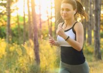 Positive and negative effects of jogging