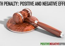 death penalty positive and negative effects