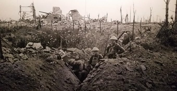 Positive and negative effects of World War 1