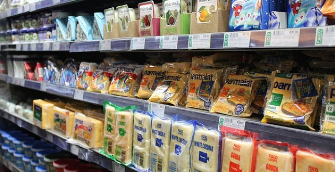 Negative effects of processed foods
